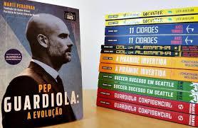 livros esportivos